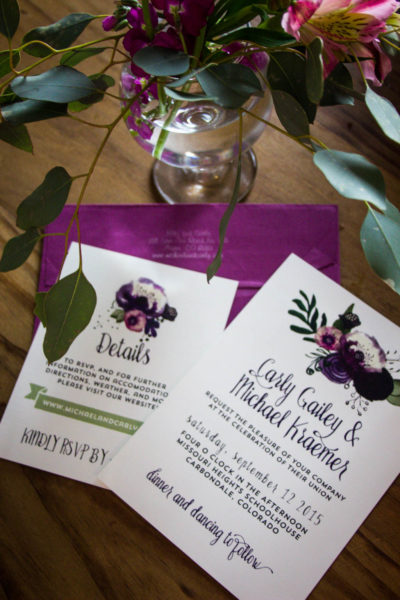 My Best Friend's Wedding Invitations